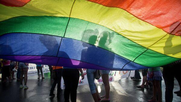 LGBT Flag - Sputnik International