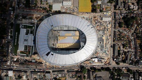 Tottenham Hotspur's new stadium - Sputnik International