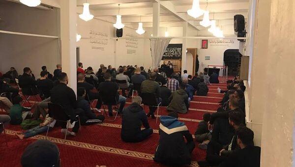 Masjid Al-Faruq mosque in Copenhagen - Sputnik International