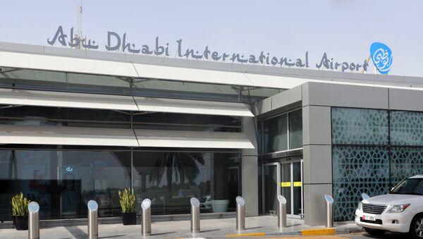 Abu Dhabi International Airport - Sputnik International
