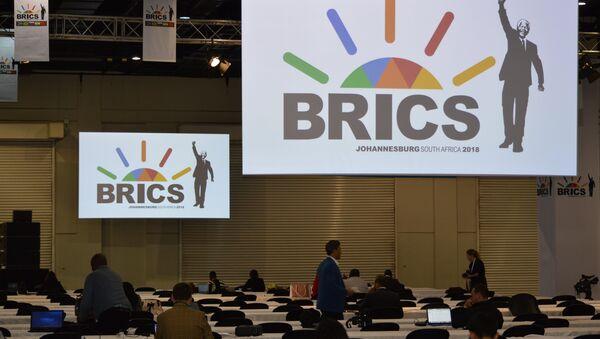 10th BRICS summit in Johannesburg, South Africa - Sputnik International