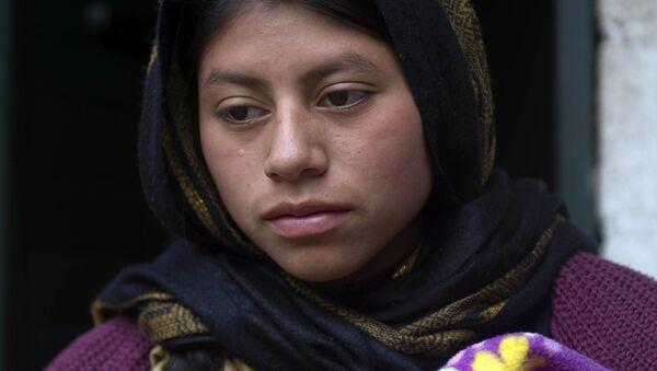 Una mujer musulmana de Chiapas - Sputnik International
