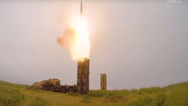 S-400 Missile System Tests in Kamchatka - Sputnik International