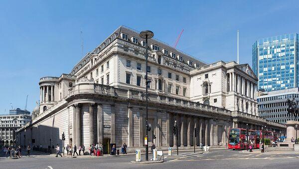 Bank of England Building, London - Sputnik International