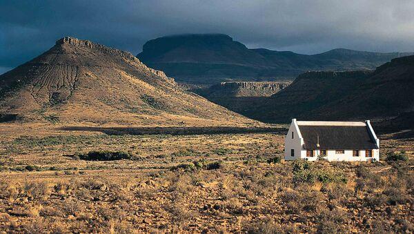 Farmhouse, Free State - South Africa - Sputnik International