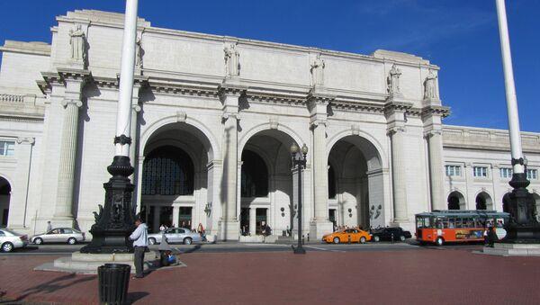 Union Station, Washington DC - Sputnik International