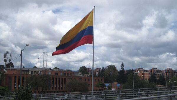 Flag of Colombia - Sputnik International
