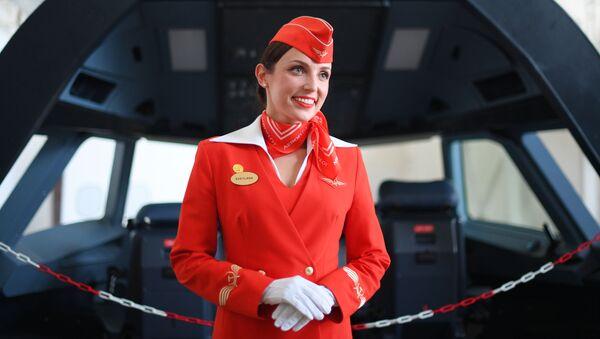 What Does It Feel Like to Be a Flight Attendant - Sputnik International