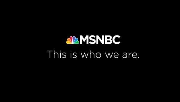 This Is Who We Are - MSNBC - Sputnik International
