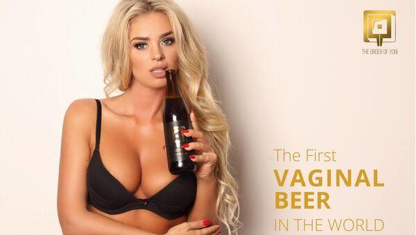 Vagina beer Order of Yoni - Sputnik International