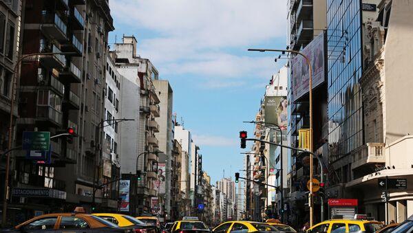 Historical District of Buenos Aires, Argentina. - Sputnik International