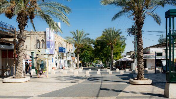 Beersheba, Israel - Sputnik International