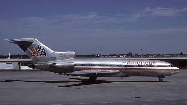 An American Airlines Boeing 727, file photo. - Sputnik International
