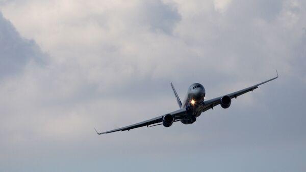 Tu-214OS (Open Sky) aircraft - Sputnik International