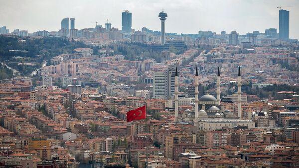 Ankara view - Sputnik International