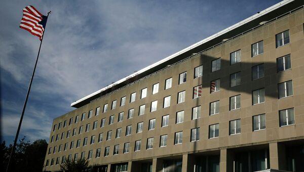 Departamento de Estado de EEUU - Sputnik International