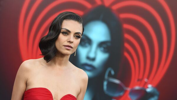 Cast member Mila Kunis arrives at the world premiere of The Spy Who Dumped Me on Wednesday, July 25, 2018 in Los Angeles.  - Sputnik International