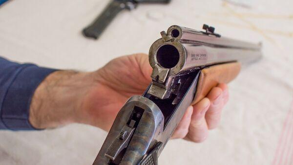 Rifle - Sputnik International
