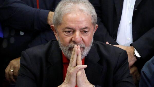 Former Brazilian President Luiz Inacio Lula da Silva - Sputnik International