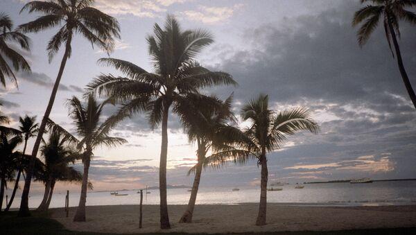 The Pacific archipelago of Fiji - Sputnik International
