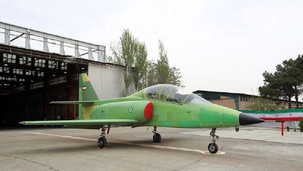 Kowsar jet - Sputnik International