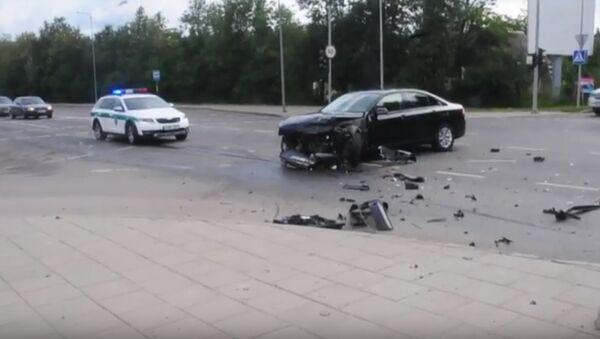 NATO accident - Sputnik International