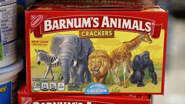 ANIMAL CRACKERS UNCAGED - Sputnik International