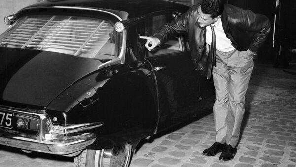 De Gaulle escaped an assassination attempt in this car on Aug. 22, 1962 - Sputnik International