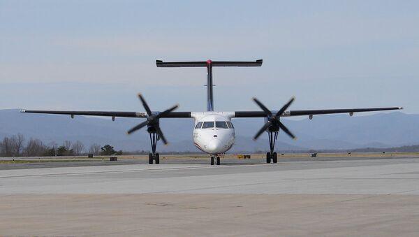 Bombardier Q-400 - Sputnik International
