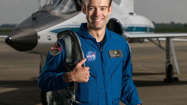 NASA astronaut trainee Robb Kulin - Sputnik International