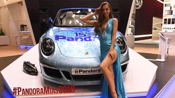 Luxury and Style: 2018 Moscow International Auto Show - Sputnik International