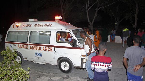 Somalia ambulance - Sputnik International