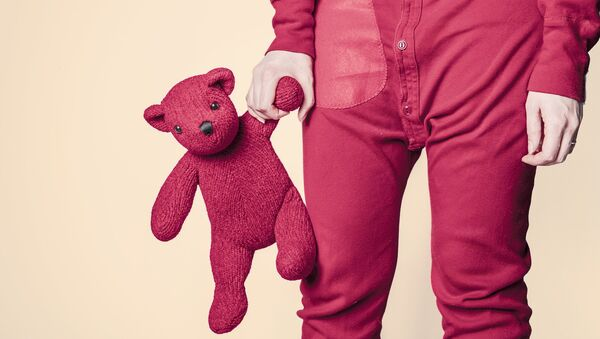 Teddy bear - Sputnik International