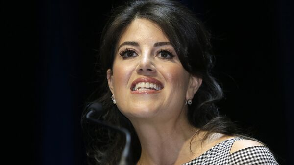 Monica Lewinsky at the Cannes Lions 2015, International Advertising Festival in Cannes, southern France - Sputnik International