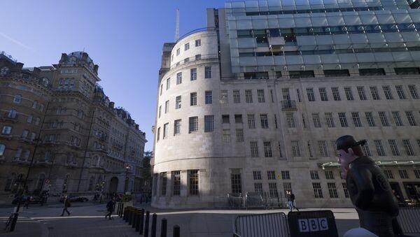 BBC HQ Broadcasting House, London - Sputnik International