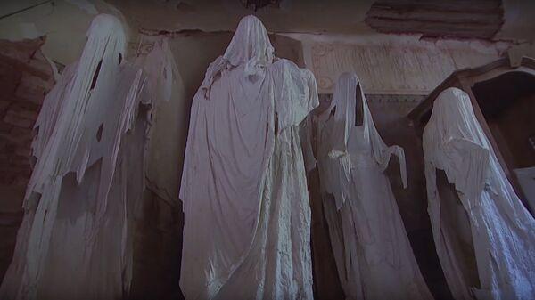 Haunted Ground: Welcome to the Czech 'Ghost Church' - Sputnik International