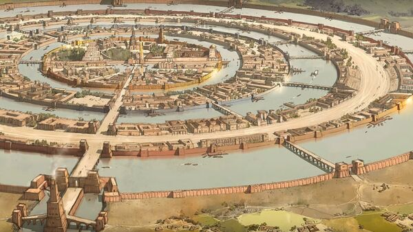 The Lost City of Atlantis - Hidden in Plain Sight - Advanced Ancient Human Civilization - Sputnik International