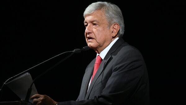 Andres Manuel Lopez Obrador - Sputnik International
