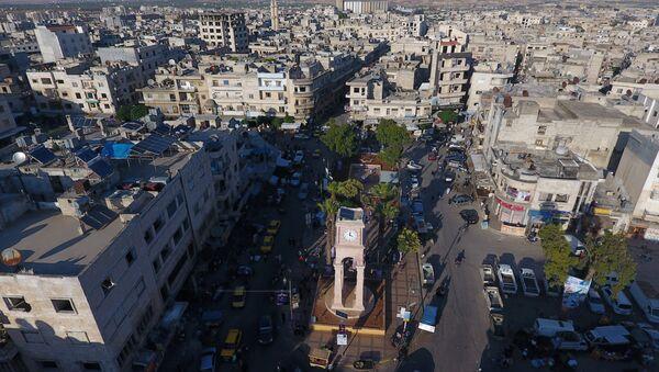 Idlib city, Syria - Sputnik International