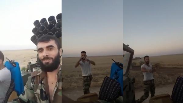'We Came for Idlib': #KikiChallenge Reaches the Syrian Arab Army - Sputnik International