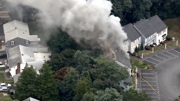 Several homes in Massachusetts catch on fire, gas line issues suspected. - Sputnik International