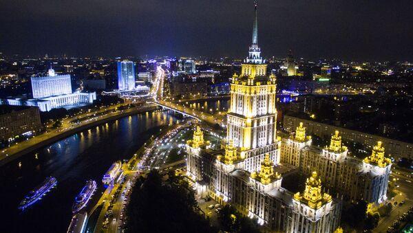Moscow, skyline view - Sputnik International