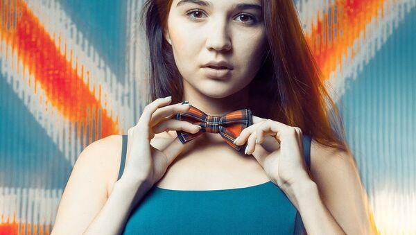 A young woman - Sputnik International