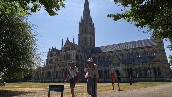 Salisbury Cathedral - Sputnik International