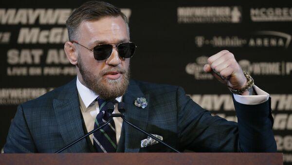 UFC Fighter Conor McGregor  - Sputnik International