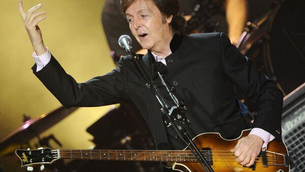 British musician and singer Paul McCartney (File) - Sputnik International