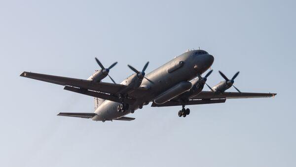 A Russian Il-20 reconnaissance aircraft (File) - Sputnik International