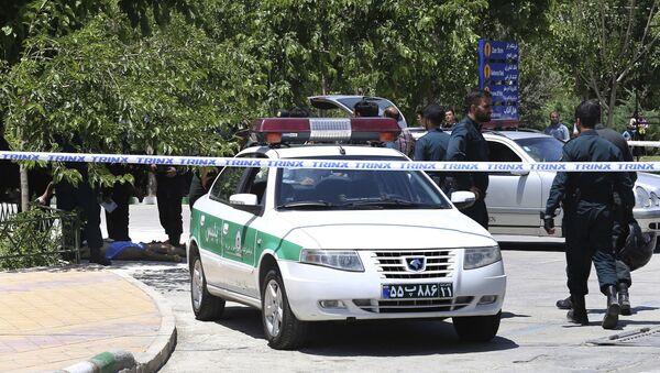 آخرین آمار کشته شدگان اقدام تروریستی در اهواز - Sputnik International