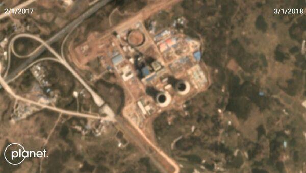 Huadian Nanxiong coal-fired power plant in Guangdong province, China - Sputnik International