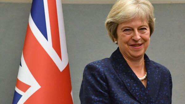 Prime Minister of the United Kingdom Theresa May - Sputnik International